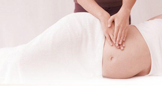 massage postnatal domicile paris